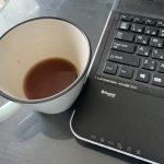 飲み物をこぼした【水漏れ・水没】ー東久留米市パソコン修理事例