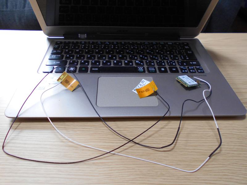 小金井市のパソコン修理例ーWi-Fiが使えない